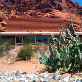 Valley of Fire Visitor's Center Roof Project